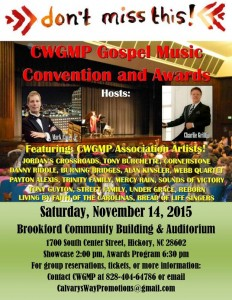 Calvary's Way Promotions Hosts Annual Convention Showcase and Fan Awards