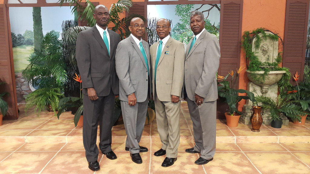 Island Gospel Quartet